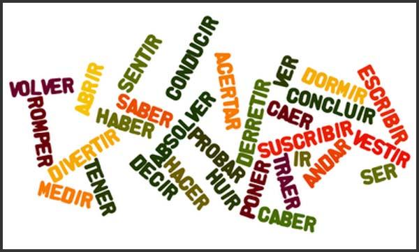 Ejemplos de verbos