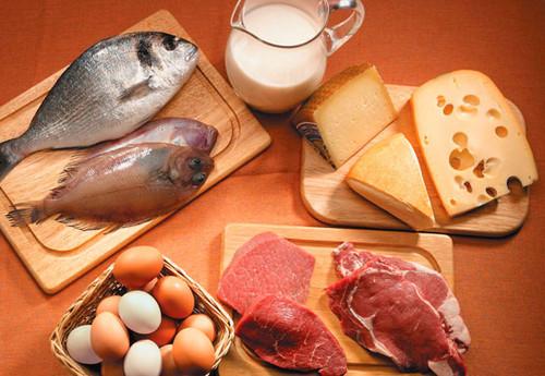 Ejemplos de proteínas