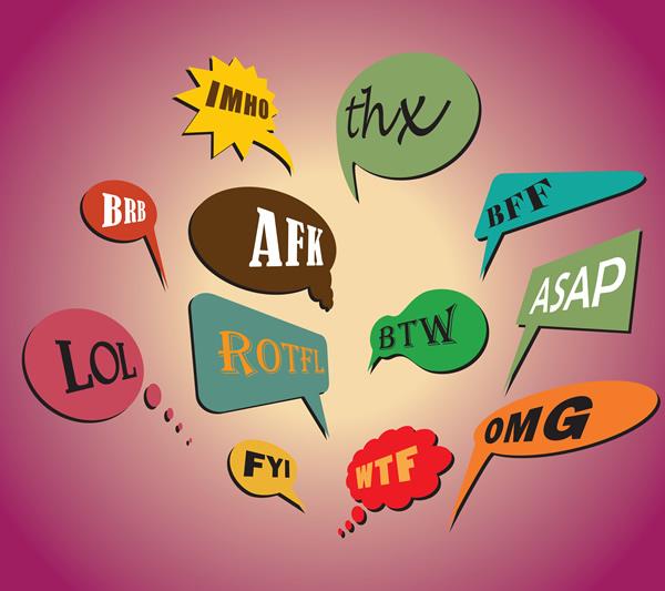 Ejemplos de abreviaturas