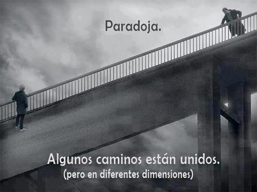 Ejemplos de paradoja