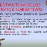 Ejemplos de textos narrativos